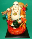 Feng Shui Import Carrying Money Buddha - 1382