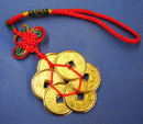 Feng Shui Import Chinese Coin Charms - 1631
