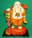 Feng Shui Import Carrying Money Buddha - 1644