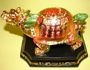 Feng Shui Import Dragon Turtles - 1665