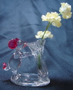 Feng Shui Import 5 of Cute Rat Carrying Flowers - 1677