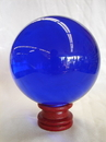 Feng Shui Import Blue Crystal Balls - 180