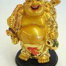 Feng Shui Import Money Bag Buddha - 1873