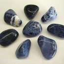 Feng Shui Import Bag of Sodalite Natural Stone - 2488