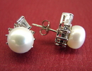 Feng Shui Import Pearl Earrings - 29