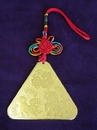 Feng Shui Import Chinese Horoscope Ally Amulet for Tiger, Horse and Dog - 3212