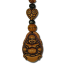 Feng Shui Import Small Buddha Charm as Cell Phone Charm - 3586