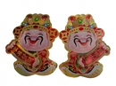 Feng Shui Import New Year Decoration - Wealth God - 4161
