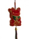 Feng Shui Import New Year Decoration Charm - Lucky Cat - 4163
