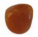 Feng Shui Import Red Aventurine Tumbled Polished Natural Stone - 4234