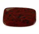 Feng Shui Import Brecciated Red Jasper Tumbled Polished Natural Stone - 4255