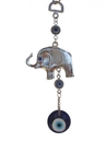 Feng Shui Import Wall Hanging Elephant Charm with Evil Eyes - 4297