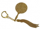 Feng Shui Import 3/8 Hotu Keychain for Career - 4499