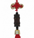 Feng Shui Import Bamboo Shaped Safety Charm - 4602
