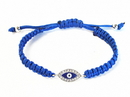Feng Shui Import 4756 Blue Evil Eye Bracelet