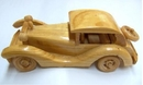 Feng Shui Import Movable Wooden Cars - 716