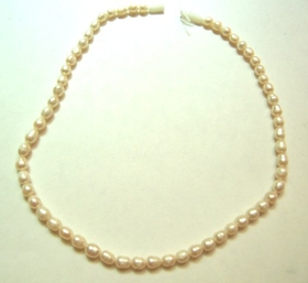 Feng Shui Import Natural Pearl Necklace - 839
