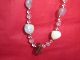 Feng Shui Import Natural Crystal Stone Necklaces - 850