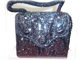 Feng Shui Import Chinese Embroidery Hand Bag - 871