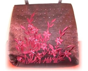 Feng Shui Import Chinese Embroidery Hand Bag - 876