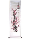 Feng Shui Import Plum Blossom Scroll Picture - 938