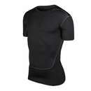 TopTie Men's Compression Muscle Short Sleeve T-Shirt