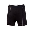TopTie Women's Exercise Compression Workout Shorts