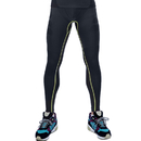 TopTie Men's Basketball Compression Pants Full Length Running Tights
