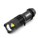 Aspire Mini Flashlight Torch, Adjustable Focus Zoom Light Lamp