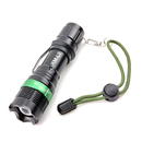 Aspire 3-mode Super Bright Flashlight, XM-L2 Flashlights With Zoom Function