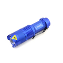 Aspire Q5 LED Flashlight, Mini Torch Flashlight With Zoom Function
