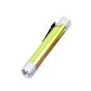 Aspire Portable LED Flashlight, Penlight With Pocket Clip, Torch Flashlights