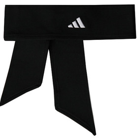 Adidas 957260 Tennis Tie Band, Black/White