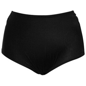 Fancy Pants 41112-BLK Double Ballpocket Panty