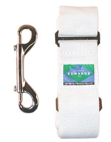 Collegiate Pacific TCSTRAPE Edwards Polyester Center Strap