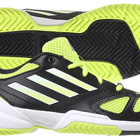 Adidas Q21818 Feather Team 2 xJ (JR), Black/White/Electricity