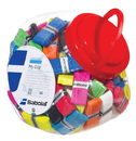 Babolat 656003 My Grip Overgrip Jar (70x)-Assorted