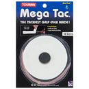 Tourna MT-10XL-W/BK/B Mega Tac Overgrip (10x)