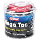 Tourna MT-30XL-B/W/BK Mega Tac Overgrip (30x)