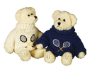 Unipak 1902C Tennis Teddy Bear, Image for Reference