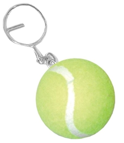 Unique SK-T Tennis Ball Key Chain