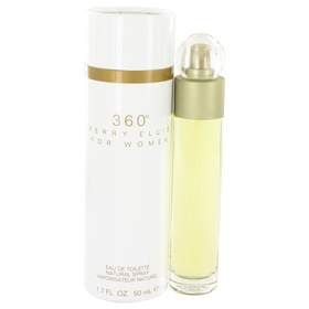 perry ellis 360 by Perry Ellis - Eau De Toilette Spray 1.7 oz for Women