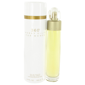 perry ellis 360 by Perry Ellis - Eau De Toilette Spray 3.4 oz for Women