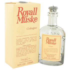 ROYALL MUSKE by Royall Fragrances - All Purpose Lotion / Cologne 8 oz for Men
