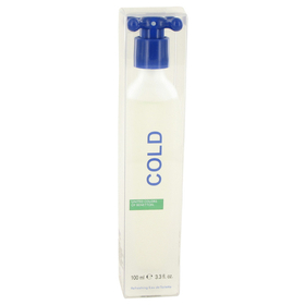 COLD by Benetton - Eau De Toilette Spray 3.4 oz for Men