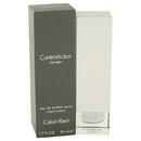 Calvin Klein 401977 Eau De Toilette Spray 1.7 oz, For Men
