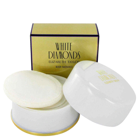 WHITE DIAMONDS by Elizabeth Taylor - Dusting Powder 2.6 oz for Women