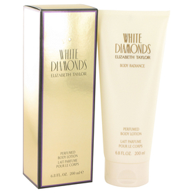 WHITE DIAMONDS by Elizabeth Taylor - Body Lotion 6.8 oz for Women