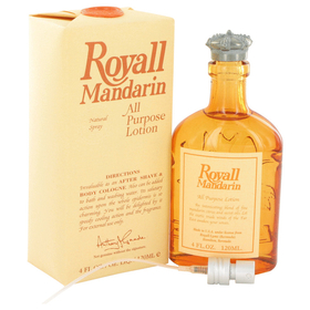 Royall Mandarin by Royall Fragrances - All Purpose Lotion / Cologne 4 oz for Men