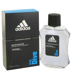 Adidas Ice Dive by Adidas - Eau De Toilette Spray 3.4 oz for Men